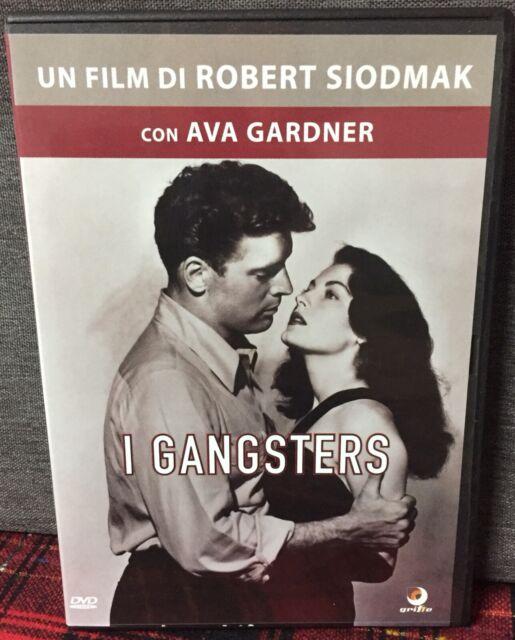 I Gangsters DVD Come Nuovo Ava Gardner Burt Lancaster N