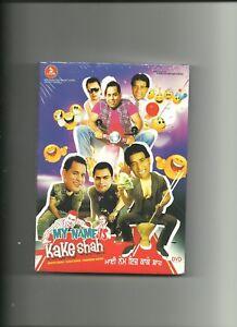 Details about MY NAME IS KAKE SHAH DVD PUNJABI COMEDY DVD MANDEEP HAPPY ,  BHOTU SHAH PUNJABI