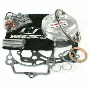 Yamaha YFZ450R Top End Rebuild Wiseco Piston Tusk Gasket Kit Std 95mm 2009-2020