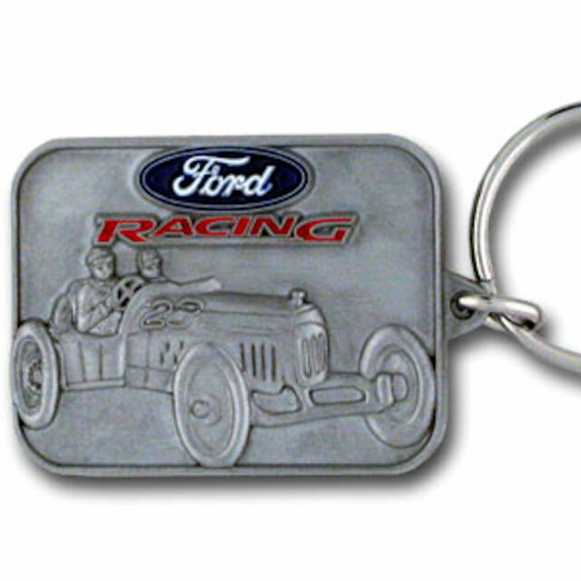 Ford Racing Car Key Ring Officially Licensed product FK5