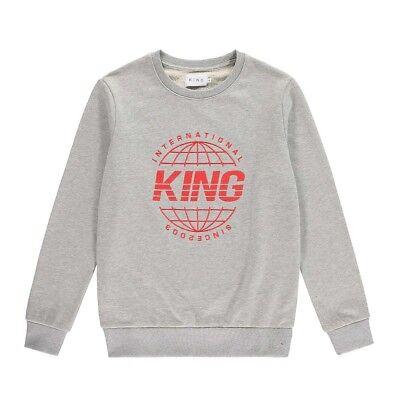 Suit Apparel DK Mens Kalle Crew Neck Sweatshirt Jumper Sweater New Size S M L