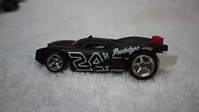 2011 Hot Wheels Black Prototype H-24 Custom Real Riders