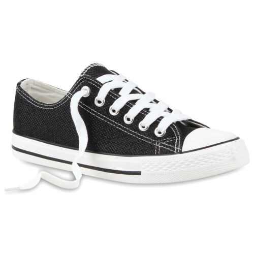 Herren Damen Sneakers Denim Sportschuhe Jeans Schuhe 72098 Top