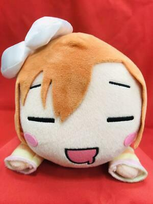 Love Live School Idol Festival jumbo Nesoberi stuffed KOUSAKA HONOKA sleep ver