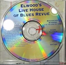 Elwood's Live House Of Blues Revue 1996 Radio Show #73 Luther Johnson Gov't Mule
