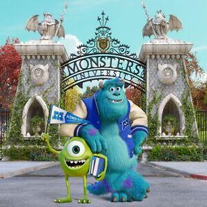 Wandaufkleber-riesig-Monstres-Academy-ref-55127