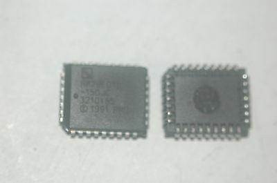 1X AMD N28F020-150 EEPROM,NOR FLASH,256KX8,CMOS,PLCC,32