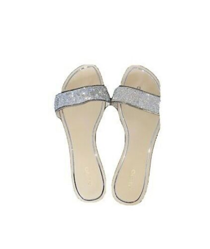 Aldo  Rhinestone Slide Sandal  Women's Shoes