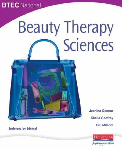 BTEC National Beauty Therapy Sciences By Ms Jeanine Connor, Gill Milsom, Ms She