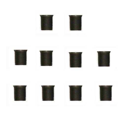 Time-Sert 03821 3//8-24 x .520 Carbon Steel Insert 10 Pack