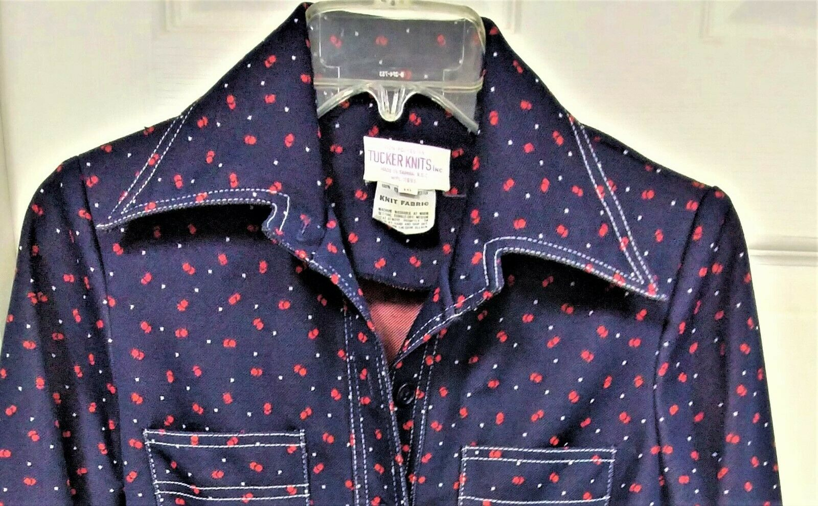 ~REDUCED~1970S WESTERN STYLE COWGIRL SHIRT/JACKET LONG TAILS TRUE VINTAGE WOMENS