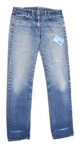 Murphy & NYE Mens Blue Denim Jeans Size W31/L34
