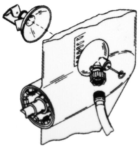 Spülanschluss Motor Flusher Mercury Mercruiser Alpha One Bravo OEM Nr 44357Q-2