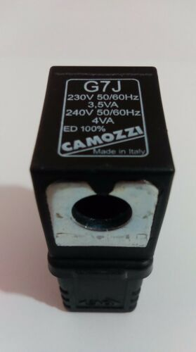 Solenoide Camozzi G7J 230V 50//60Hz 3.5VA 240V 50//60Hz 4VA Ed 100/%
