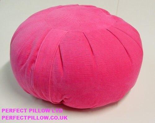 ZAFU cuscino meditazione Organica Grano Saraceno lolla & gtfull dimensioni & Peso, British Made