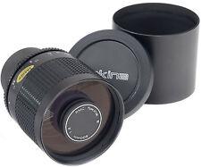 MINOLTA XG Tokina 500mm F8 Mirror ===Mint===