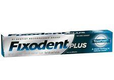 Fixodent Plus TrueFeel Denture Adhesive Cream 2 oz