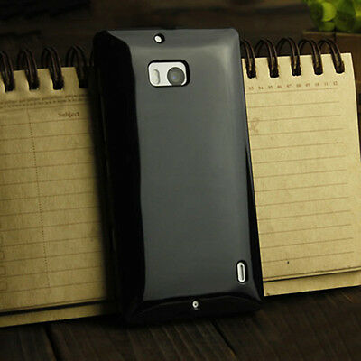 Soft Silicone Gel Case Cover For Nokia Lumia 930 + Screen Protector