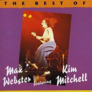 MAX WEBSTER-BEST OF (US IMPORT) CD NEW