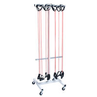 Resistance Tube Standing Rack on Sale