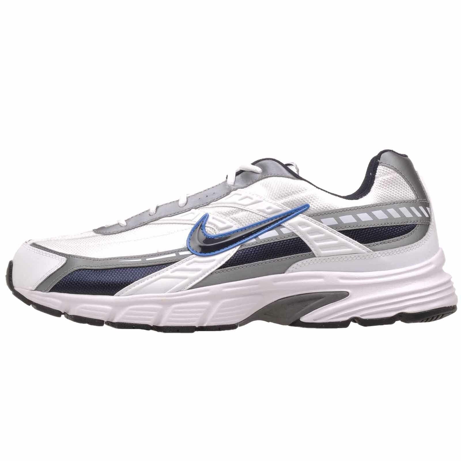 Nike Initiator (Wide) Running Mens zapatos NWOB blanco gris 395662-101