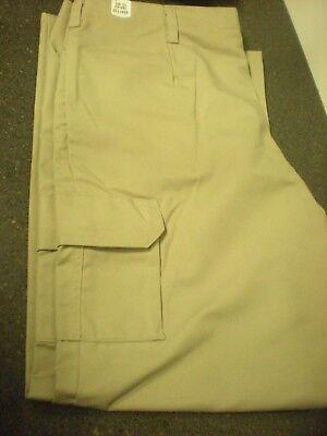 CLEARANCE 2 Cintas 389-35 Womens Black Cargo Work Pants 12 Reg