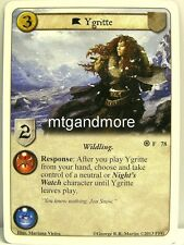 A Game of Thrones LCG - 1x Ygritte  #078 - The Horn that Wakes