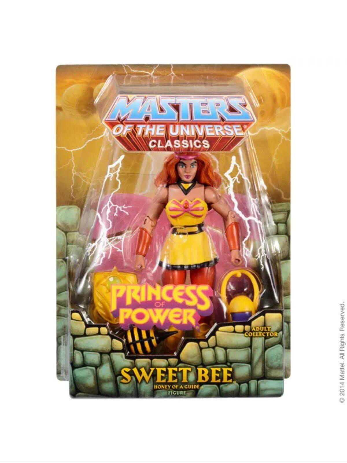 Masters of the Universe classeeics Motuc () - Sweet Bee   controlla il più economico