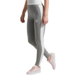 Puma-Archive-Logo-T7-Leggings-Tights-Hose-Jogginghose-Trainingshose-Sporthose