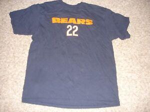 EUC-NFL-Chicago-Bears-Matt-Forte-jersey-shirt-Reebok-mens-size-L-large-tagless
