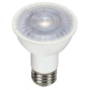SATCO S9388 6.5W PAR16 Reflector Energy Savings LED Medium Base White Light Bulb