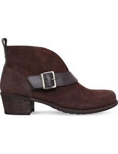 £150 Uk 5 Rrp Belted Australia Usa stivali Eur 37 4 Leather Wright 6 Ugg® Brown wRqU44g