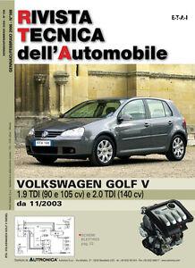 Manuale tecnico di riparazione e manutenzione auto - Volkswagen Golf V