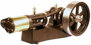 Large-1-4-hp-Live-Steam-Mill-Engine-Casting-Kit-6CI