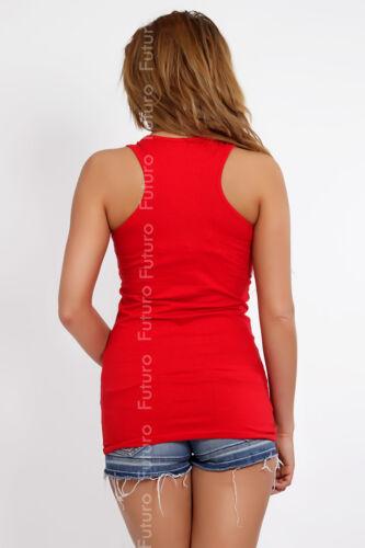 Classic Natural Cotton Wrap Top Hot Summer Colours Plain New Size UK 8-12 FK2041