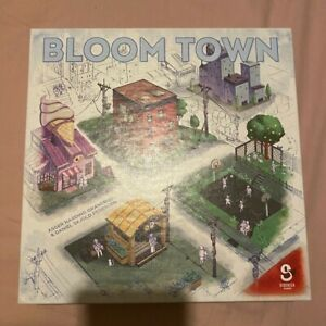 Bloom-Town-Sidekick-Games-Board-Games-Excellent-condition