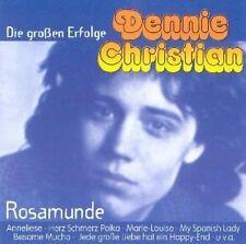 Dennie Christian Die großen Erfolge-Rosamunde [CD]