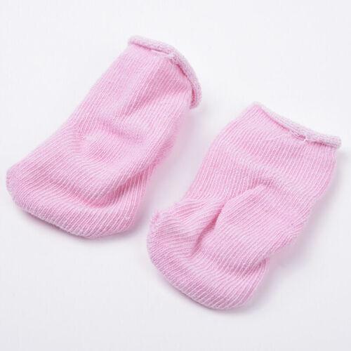 1Pair Handmade Doll Socks Clothes For 18 inch Decor Kids Dolls S8W7