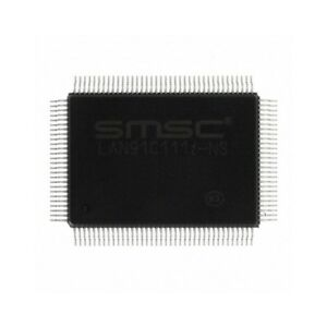 Details about 2PCS X LAN91C111I-NS IC ETHERNET CTLR MAC PHY 128-QFP  Microchip
