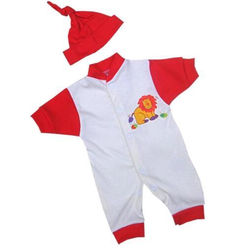 BabyPrem Frühchen Kleine Frühgeborene Baby Kleidung Spielanzug Strampler 0-50