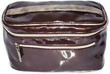 Lancome Makeup Bag Mini Train Case Cosmetic Travel Bag For Srorage & Accessories
