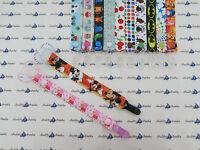 Girl Boy Grosgrain Ribbon Dummy Clip Strap Chain, 50+ Designs To Choose From