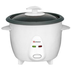 1 L Cuiseur à riz Antiadhésif Pot Cuisson Électrique Chauffe-Couvercle en Verre 400 W 5 tasses  </span>