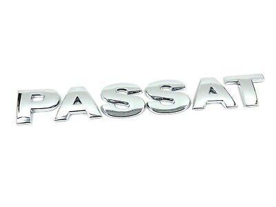 Originales de VW en letras logotipo cromo Passat portón trasero VW Passat 3c0853687a 739