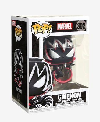 Funko Pop Marvel Gwenom Vinyl Bobble-Head #302