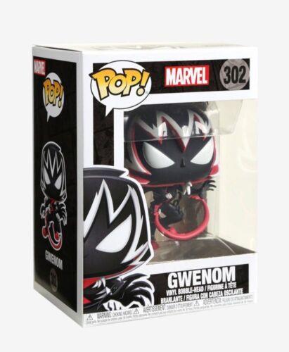 Gwenom Vinyl Bobble-Head #302 Funko Pop Marvel