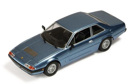Ferrari 365 GT 4 2+2  Light bluee  1972 (1 43   FER030)