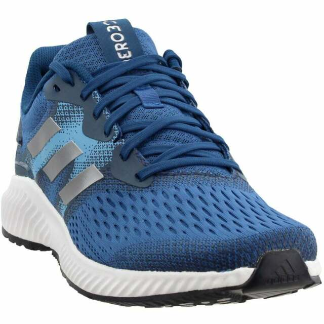adidas Aerobounce  Casual Running  Shoes Blue Mens - Size 11.5 D