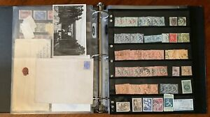 1870's - Suomi Finland Postal History Collection Lot - Stamps Covers Stationery