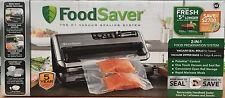 New! FoodSaver 5400 Series Vacuum Sealing System 5480 Sealer & Starter Kit